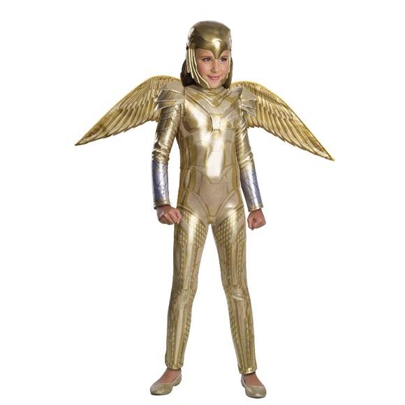 Wonder Woman Battle Armor Child Halloween Costume